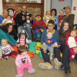 Lap Sit @ Kenilworth Public Library | Kenilworth | New Jersey | United States